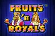 Игровой автомат Fruits and Royals - играть онлайн бесплатно и без регистрации